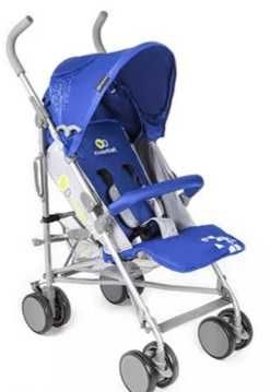 Wózek Kinder Kraft granatowy
