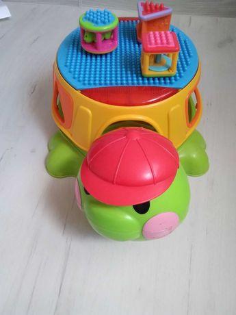 Żółw  fisher price melodyjka