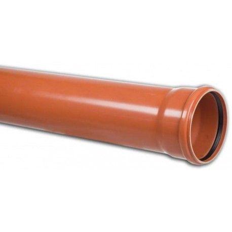 Rura kanalizacyjna Fi 200 x 4,9