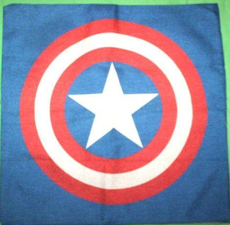 Capitão América fronha capa para almofada -Nova- banda desenhada