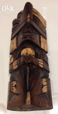 Oryginalna rzeźba Majów - Meksyk - na prezent