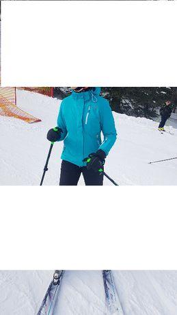 Kurtka narciarska damska 4F XS, aquatech 3000