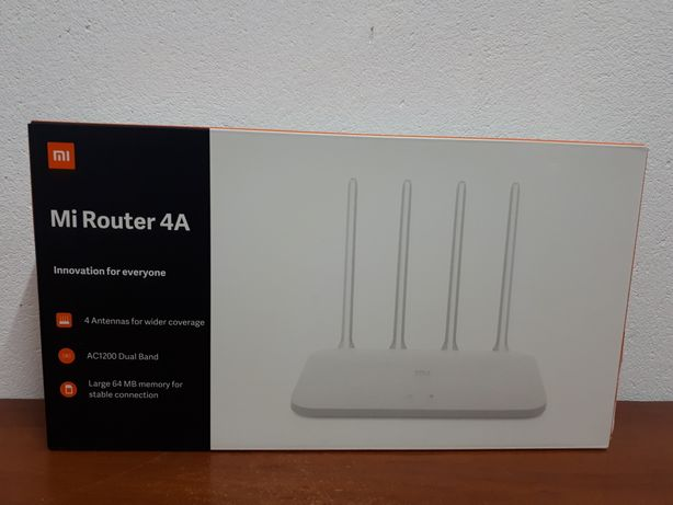 Маршрутизатор Xiomi Mi WiFi Router 4А Global