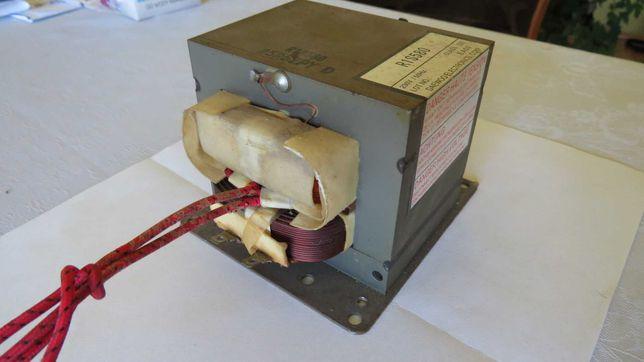transformator  od kuchenki mikrofalowej