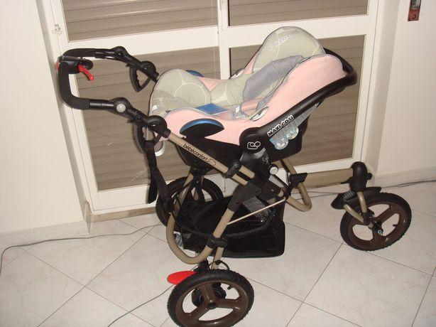 Carrinho Bebé Confort/Ovo Maxi Cosi