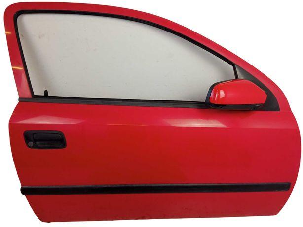 Opel Astra G II 2 3D HB Drzwi Prawy Przód Prawe Przednie Lakier Y547