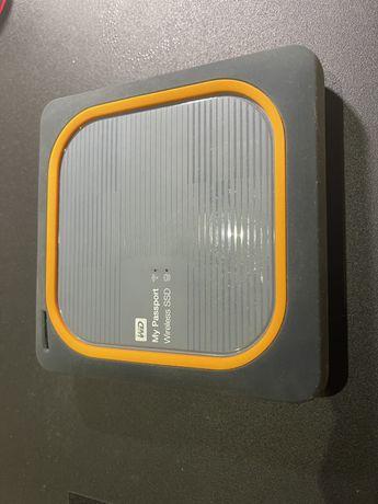 WD My Passport wireless SSD 1Tb внешний накопитель