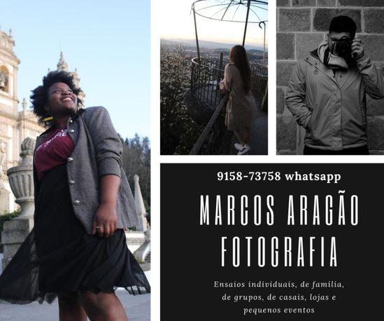 Ensaio fotográfico profissional em Braga e Guimarães