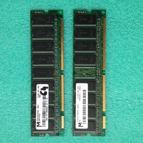Pamięć RAM PC-100, 64MB do komputera stacjonarnego