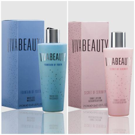 Vicasan Beauty/Гель для вмивання+тонік