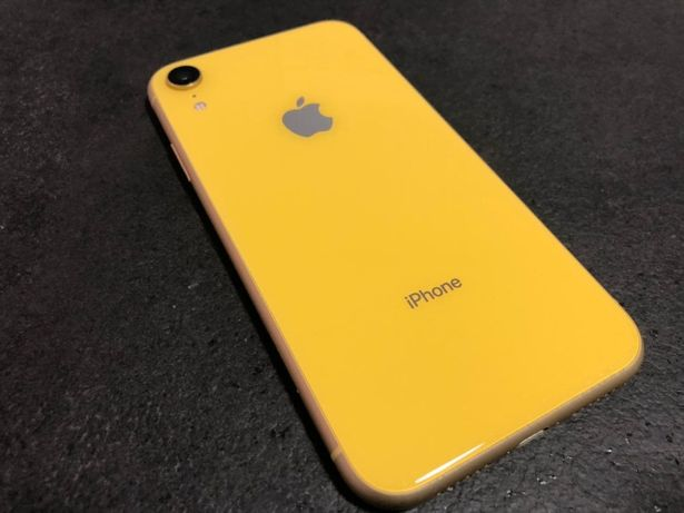 Apple iPhone XR 128GB Yellow Neverlock АМЕРИКА, оригинал, МАГАЗИН