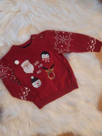 Sweter C&A r. 80 stan idealny