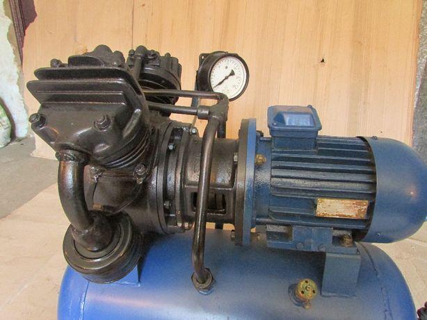 Компрессор воздушный V-образный, 300-400л\мин, 380v