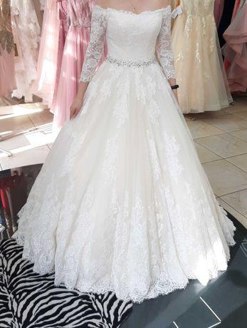 Sprzedam wyjątkową suknie ślubną w idealnym stanie