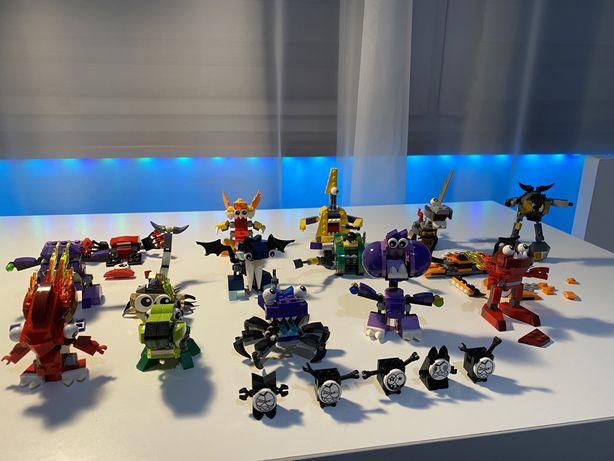 LEGO Mixels 15 zestawów