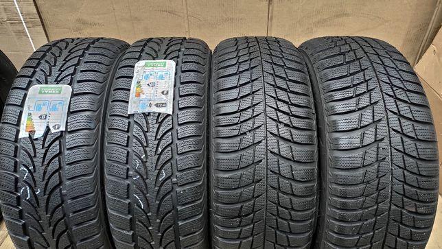 Шини 205/55R16 Nokian W+ Bridgestone Blizzak LM-001 9мм! 16р! // 60