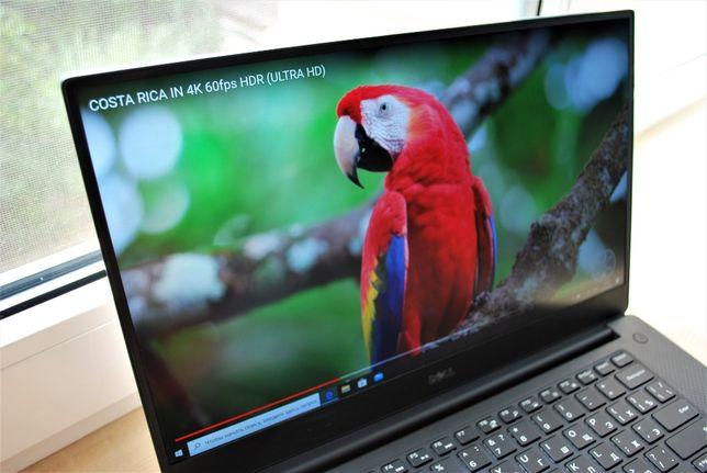 "Ультрабук безрамочный Dell XPS 9550 15.6"" 1TB, Intel Core i5-6300HQ"