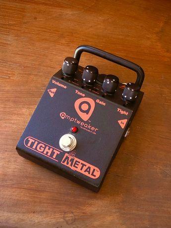 Tight Metal - Pedal/Preamp Guitarra - Amptweaker