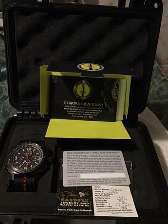 Часы MTM special ops COBRA black