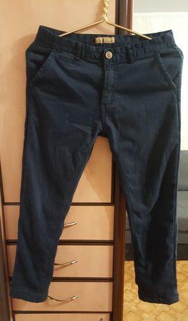 Штаны на флисе брюки джинсы зимние