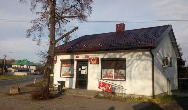 Wynajmę lokal handlowo-usługowy 74 m2 - Bełchów