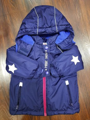 Зимняя куртка на мальчика, очень теплая куртка для мальчика, Kiki Koko