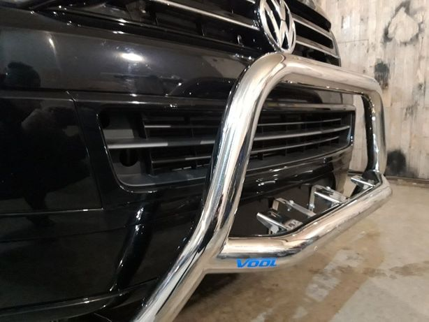 ОТБОЙНИК ДУГИ пороги рейлинги VW T5 Multivan Caravella Transporter t6