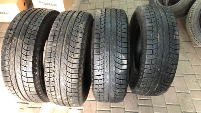 Шины Michelin Latitude x-ice xi2 245 70 16 зима! G-Felgen