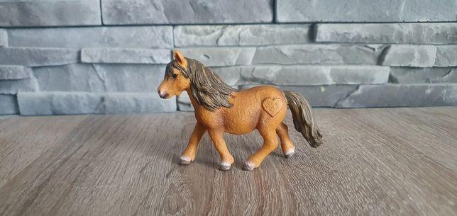 Schleich figurka kolekcjonerska kucyk klacz shetland 13750