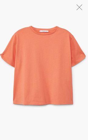 Новая футболка mango, s размер