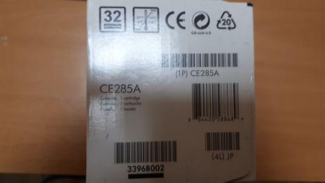 Картридж на HP laser jet 85A