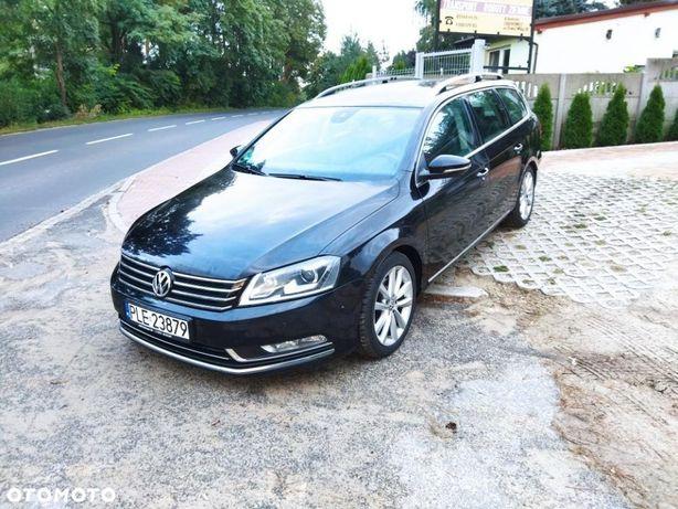 Volkswagen Passat serwisowany zadbany passat b7