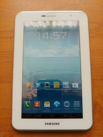 Планшет Samsung Galaxy Tab 2 P3100 7.0' 1/8GB White з 3G