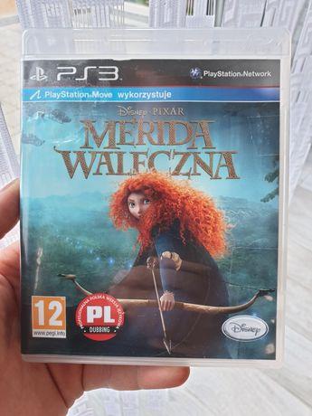 Merida Waleczna PS3 PlayStation 3 PL