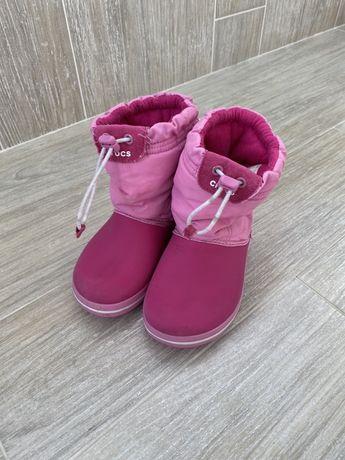 Сапожки Crocs C10