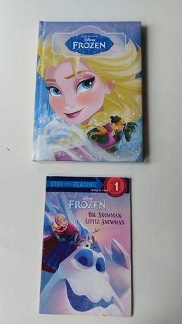 Książki Frozen po angielsku