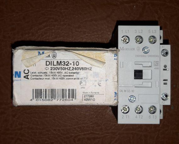 Контактор DILM32-10 230v50hz,240v60hz