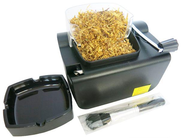 Elektryczna maszynka nabijarka do papierosów tłokowa A96