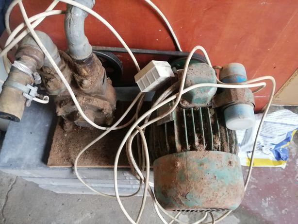 Silnik z Pompa do Paliwa lub wody