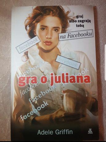 """Gra o Juliana"" Adele Griffin"