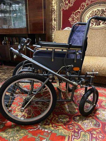 Коляска инвалидная дорожная ДККС - 1