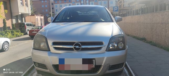 Opel Vectra C GTS w całości na części