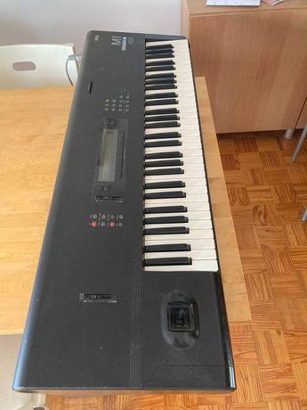 Korg M1 teclado, ícon dos anos 90