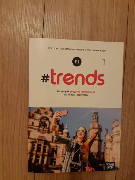 Trends 1 podręcznik język niemiecki do liceum i technikum