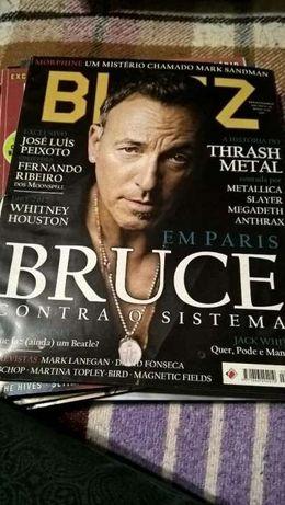 Blitz - Capa Bruce Springsteen (Portes incluídos)