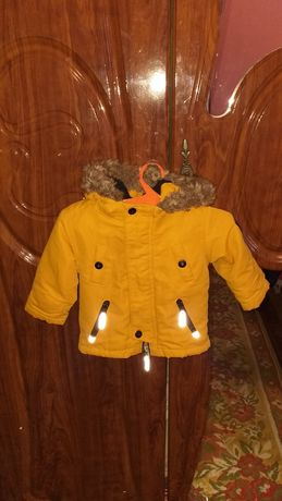 Дитяча курточка))