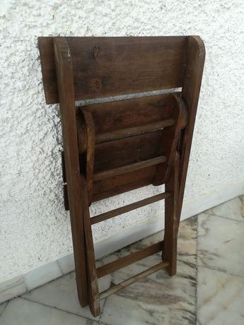 4 cadeiras de jardim