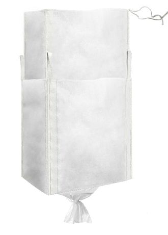 Nowy Big Bag z fartuchem zasypowym 90/90/175cm swl 1000kg