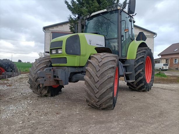 Claas Renault Ares 610