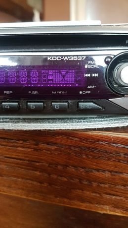 Radio kenwood Kdc-W3537